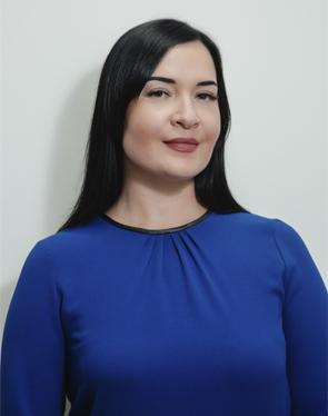 Ежова Оксана Васильевна