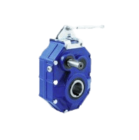 Цилиндрические насадочные мотор-редукторы Tramec