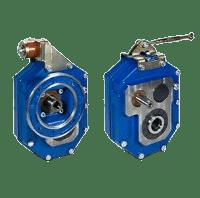 Цилиндрические мотор-редукторы Tramec